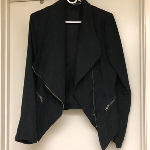 Zip up stylish jacket